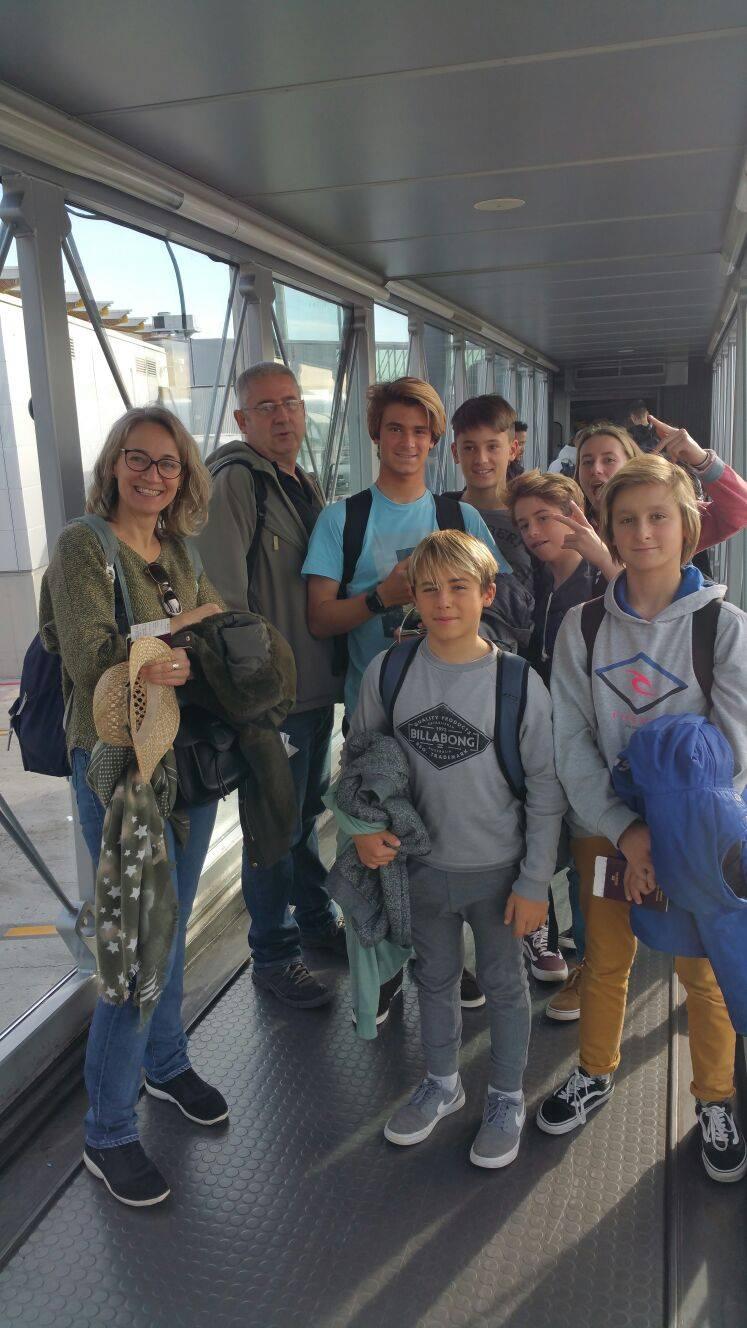HBSC retour Surf Trip Canaries Maroc