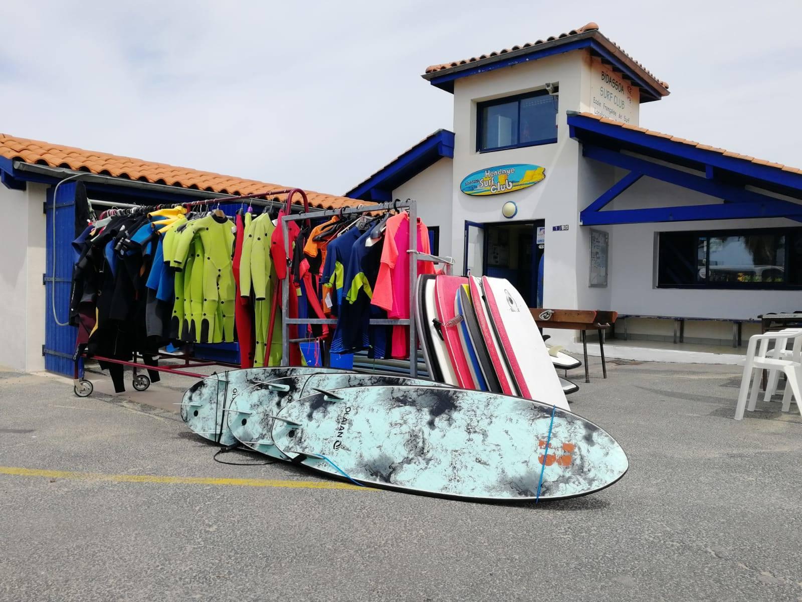 HBSC - surf Défi journée sans écran