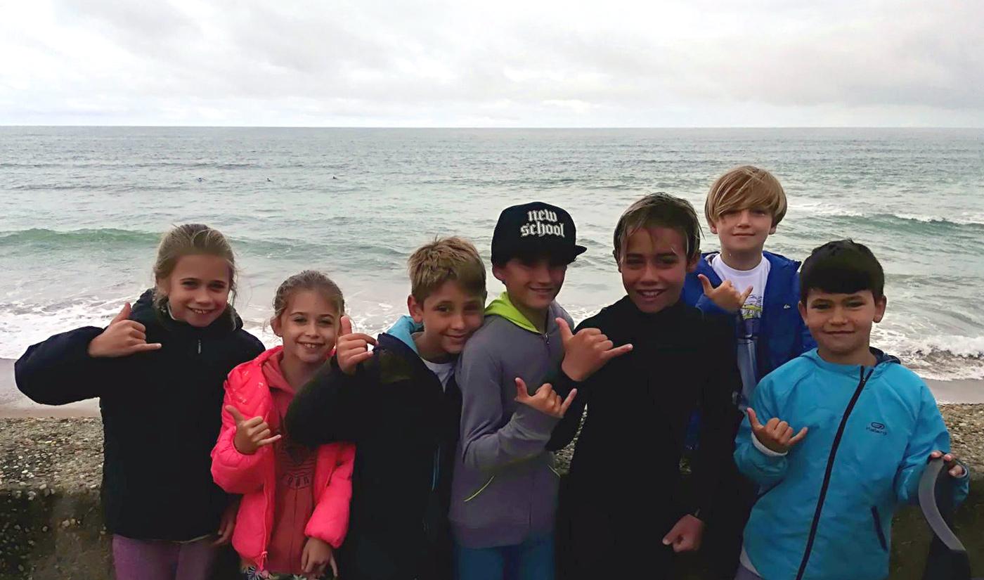 Kids Tour 2018 - les jeunes du HBSC