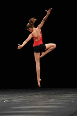 Clara Hirigoyen - 1er prix national de Danse de lyon
