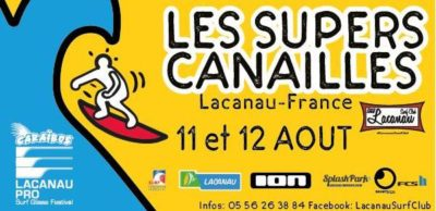 Affiche Supers Canailles 2018