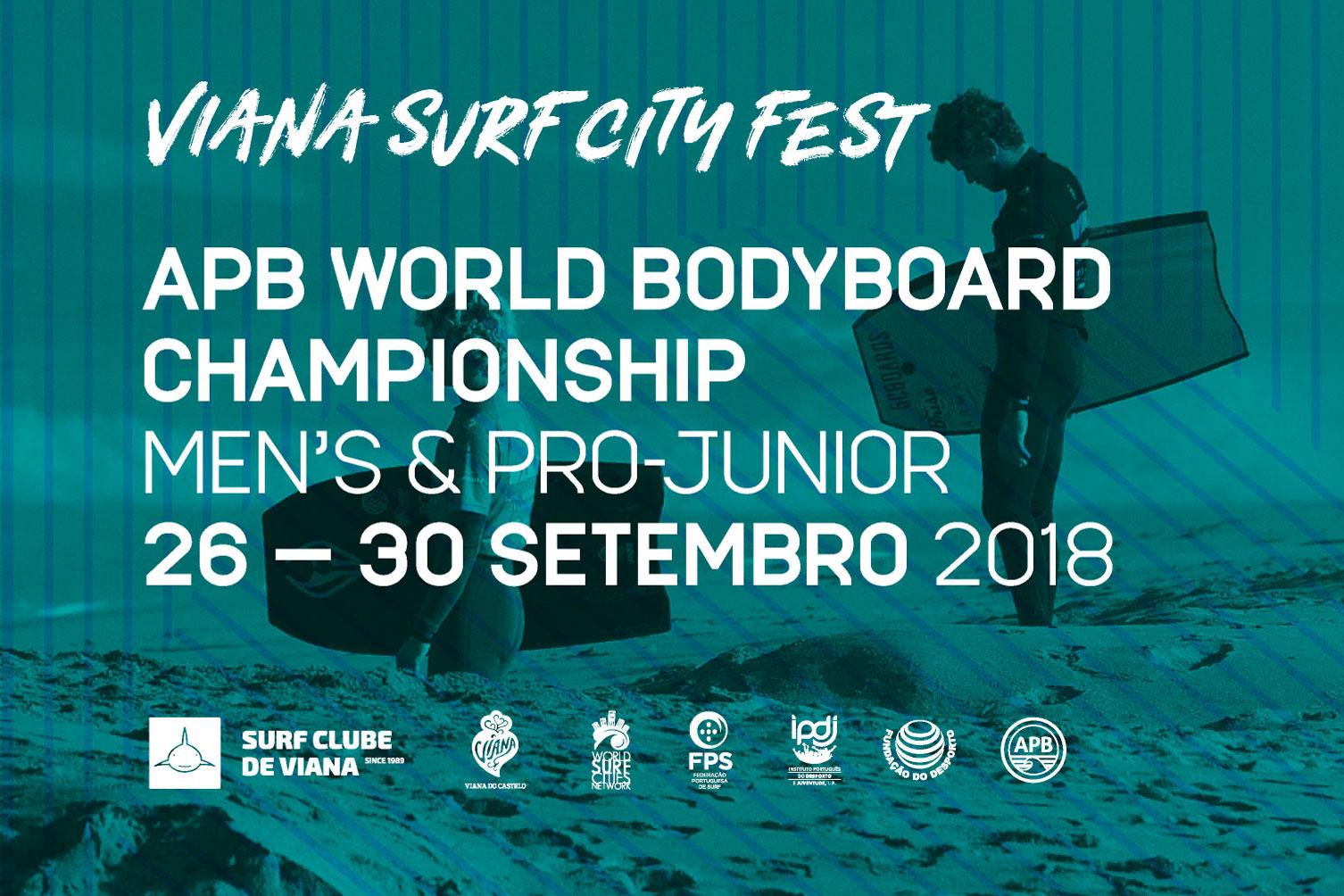 Bodyboard - Viana - Chamiponnat du monde 2018 - HBSC