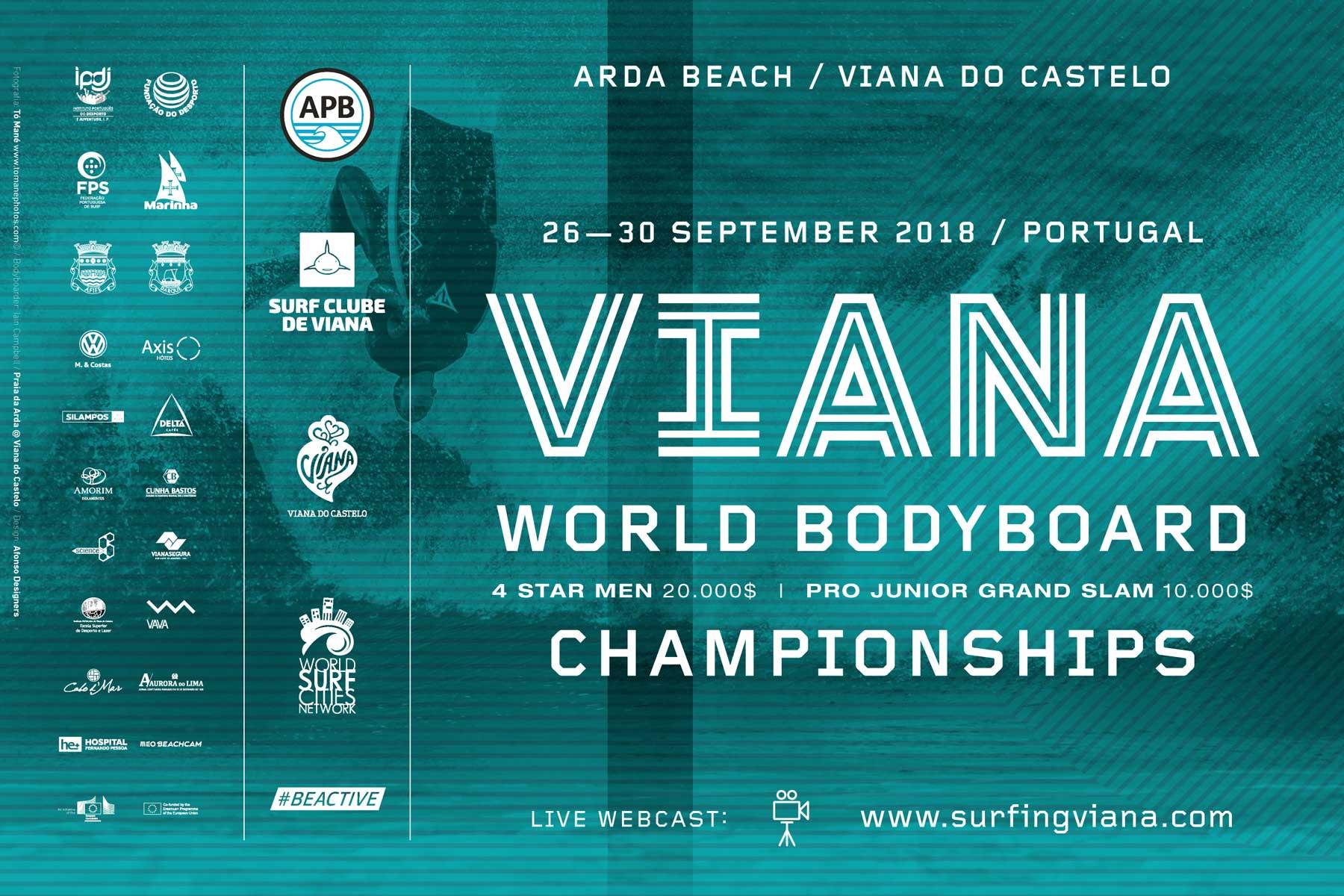 Bodyboard - Viana - Championnat du monde 2018 - HBSC