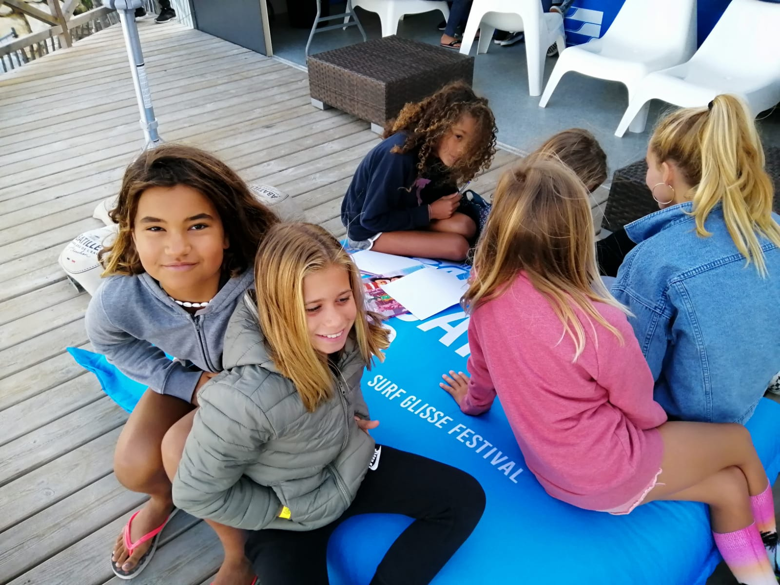 Hendaye Bidassoa Surf Club - Super Canailles Lacanau