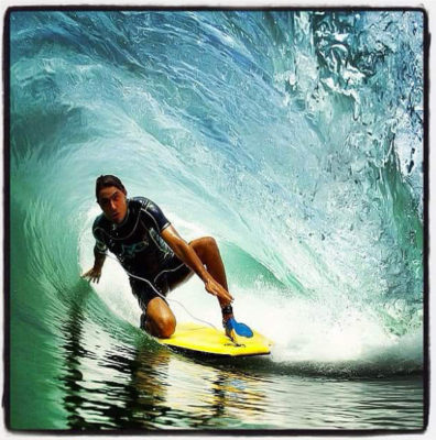 Yvon Martinez Bodyboard