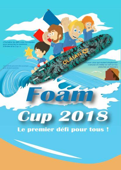 HBSC affiche FoamCup 2018