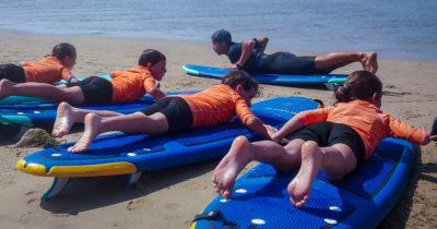 HBSC-Xabi-stage surf enfants