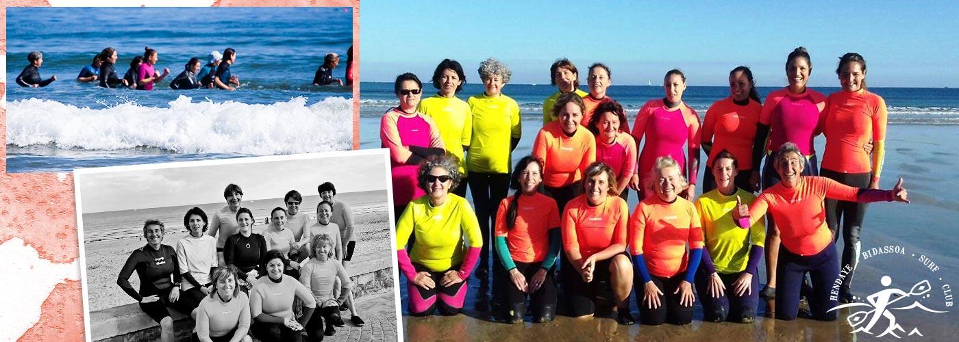 Bidassoa SurfClub : longe côte Hendaye