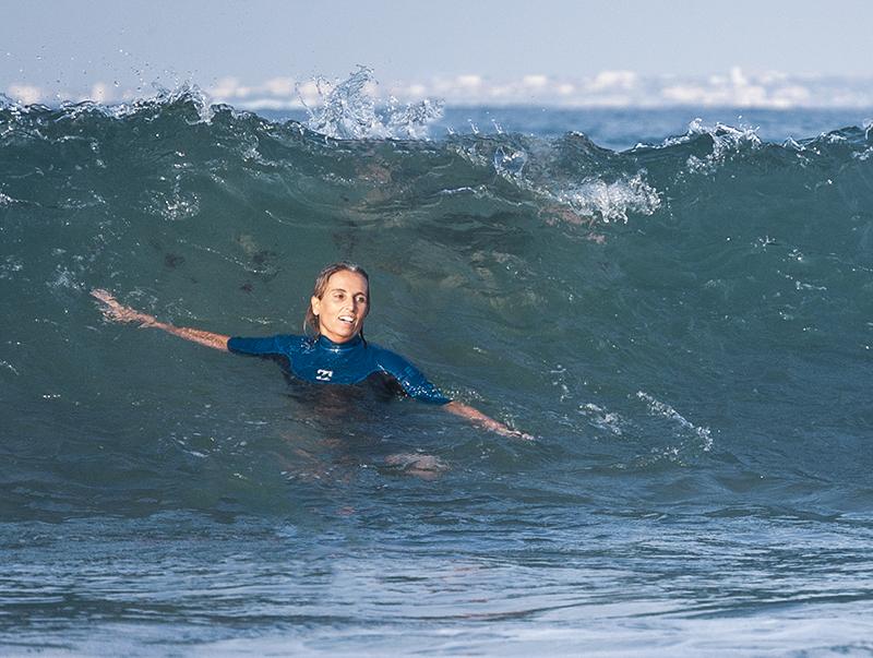 Hendaye surf longe-côte Béatrice