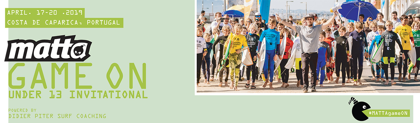 Surf MattaGameOn 2019 - Hendaye Bidassoa Surf Club